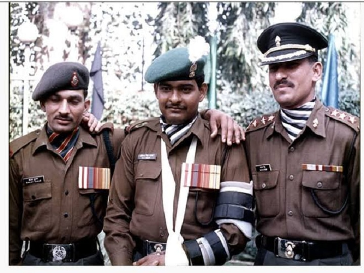 Paramveer: Indian soldiers hoisted the tricolor on 'Tiger Hill' like Pakistan during the Kargil war